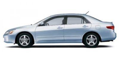 2005 Honda Accord Hybrid ()