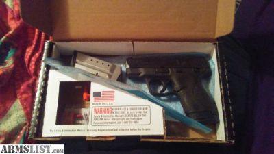For Sale/Trade: LNIB S&W Shield .40
