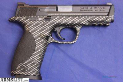 For Sale: Smith & Wesson M&P 9mm Carbon Fiber