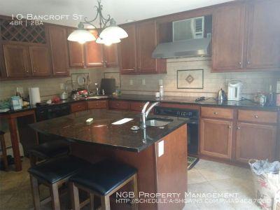 Single-family home Rental - 10 Bancroft St