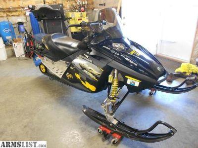 For Sale: 2006 Ski-Doo MXZ 800 Adrenaline X Package Snowmobile