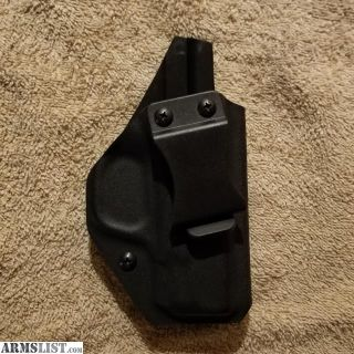 For Sale: M&P Shield Kydex holster