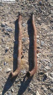 83.5-85 Vanagon Transporter Westfalia Water Pipe