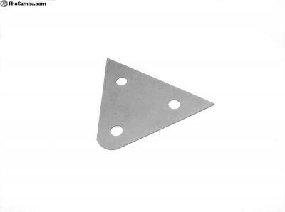 Split Hood Triangle Plate
