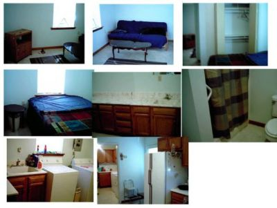 $600 You get private bedroom,lvg room  bthrm and entrance furn (near airport and MSU)