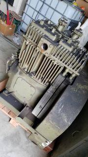 Quincy 390 air compressor