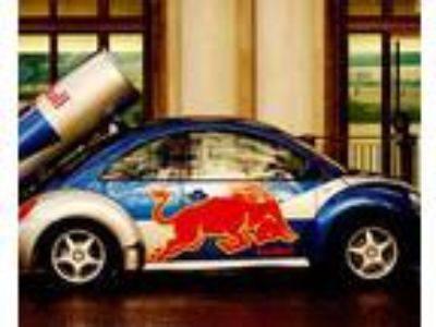 Advertising for RedBull ( Enegy Drinks)