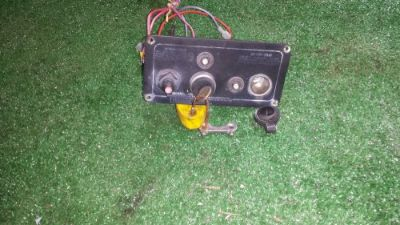 Purchase Volvo Penta ignition switch & panel with key & lighter adapter saftey cut off motorcycle in North Port, Florida, United States, for US $20.00