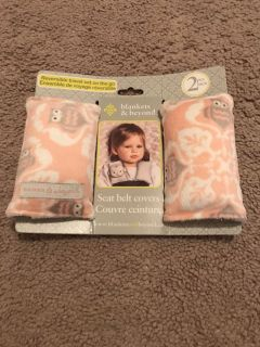 Brand new car seat strap covers