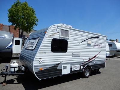 2014 Coleman RV Expedition CTS 15 BH