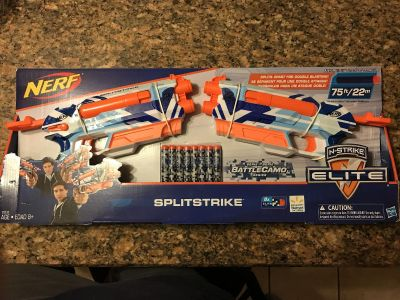 Nerf, 2 pack. New in box