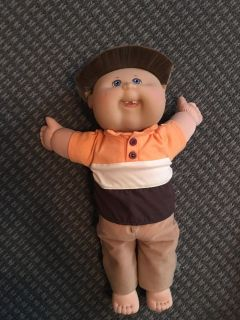 $15 THURSDAY SWAP CABBAGE PATCH KIDS BOY DOLL Good Condition 1978-1982