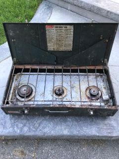 Coleman Guide Series Stove model 5428