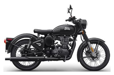 2018 Royal Enfield Classic Stealth Black ABS Cruiser Depew, NY