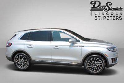 2019 Lincoln Nautilus (Ingot Silver Metallic - Silver)