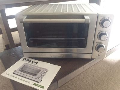 Cuisinart Convection Toaster Oven Broiler, $45