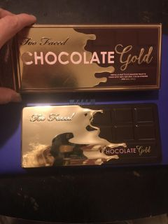 New/ too faced chocolate gold