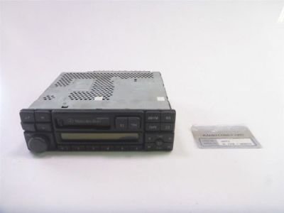 Sell 98 Mercedes SLK 230 R170 AM FM Radio Cassette Player 0038206086 motorcycle in Odessa, Florida, United States, for US $109.95