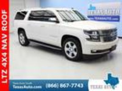 used 2015 Chevrolet Suburban for sale.