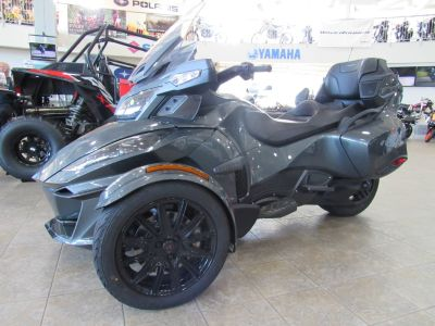 2018 Can-Am Spyder RT Limited Trikes Motorcycles Irvine, CA