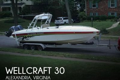 1994 Wellcraft Scarab 302 Sport
