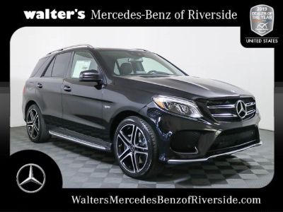 2018 Mercedes-Benz GLE 4MATIC (Obsidian Black Metallic)