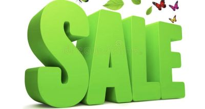1/2 off lots of items. Check below for details
