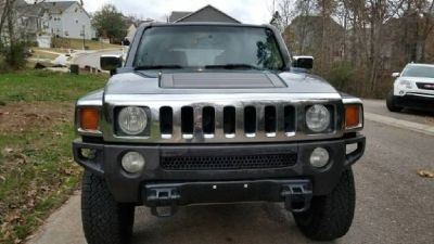 2006 Hummer H3 Half Ton Leather 4x4