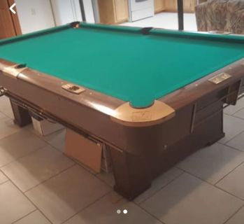 Top Line Pool Table