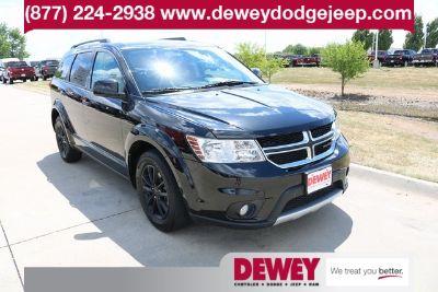 2013 Dodge Journey SXT (black)