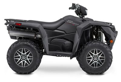2019 Suzuki KingQuad 750AXi Power Steering SE+ Utility ATVs Linton, IN
