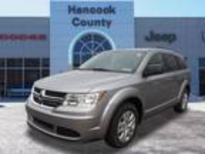 2018 Dodge Journey Silver, new