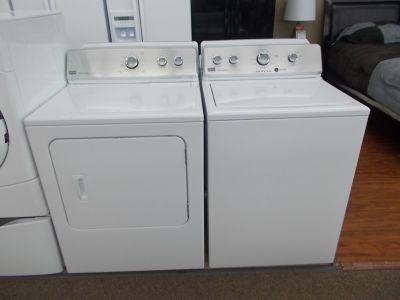 New and used Maytag and Whirlpool Washers and Dryers set