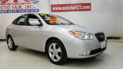 2009 Hyundai Elantra GLS (Liquid Silver)
