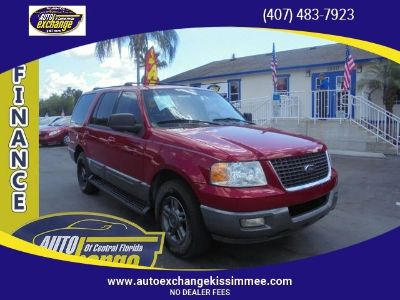 2003 Ford Expedition XLT Sport Utility 4D