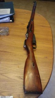 For Sale/Trade: 1939 Russian Mosin Nagant