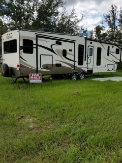 2017 Forest River WILDCAT 38MBX