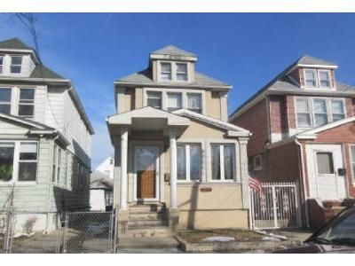 3 Bed 1 Bath Foreclosure Property in South Ozone Park, NY 11420 - 130th Street