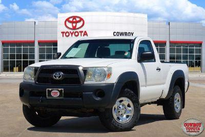 2011 Toyota Tacoma Base (white)
