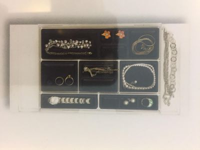 Stackable Jewelry Organizers