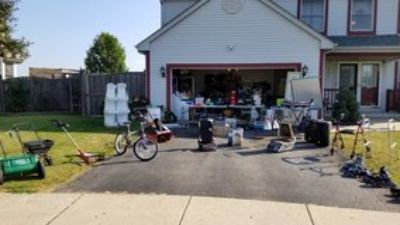 Huge Garage Sale