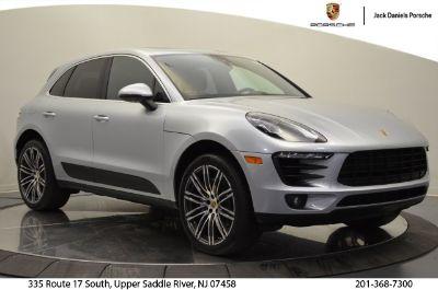 2018 Porsche Macan S (Silver)