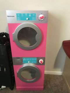 My first Kenmore wooden washer & dryer