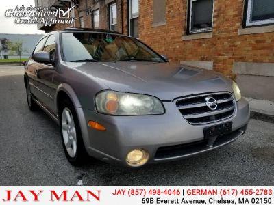 2003 Nissan Maxima GXE (Gray)
