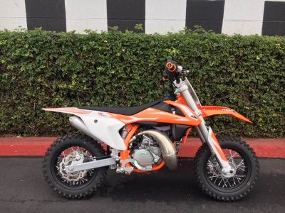 2018 KTM 50 SX Mini Motocross Motorcycles Costa Mesa, CA