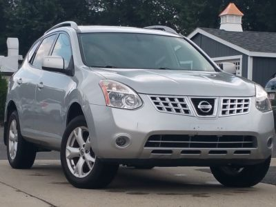 2009 Nissan Rogue S (Silver Ice)