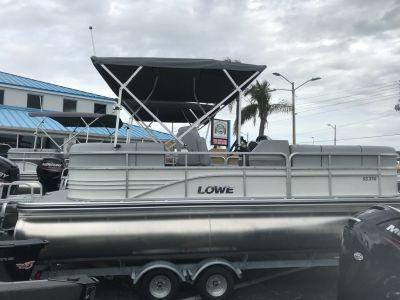 2017 Lowe SS 210 Pontoons Boats Holiday, FL