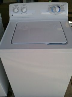 GE TOP LOAD WASHER WORKS GREAT REFURBISHED
