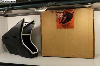 NOS GHE Bug Accessory Auto Box Center Console