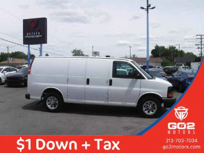 Used 2012 Chevrolet Express 1500 Cargo for sale